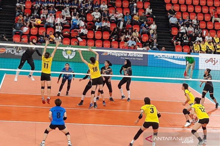 Timnas Voli Putri akan ikuti kualifikasi Olimpiade 2020 di Thailand