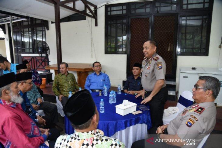 Muhammadiyah Kalsel komitmen jaga kondusifitas  akhir tahun