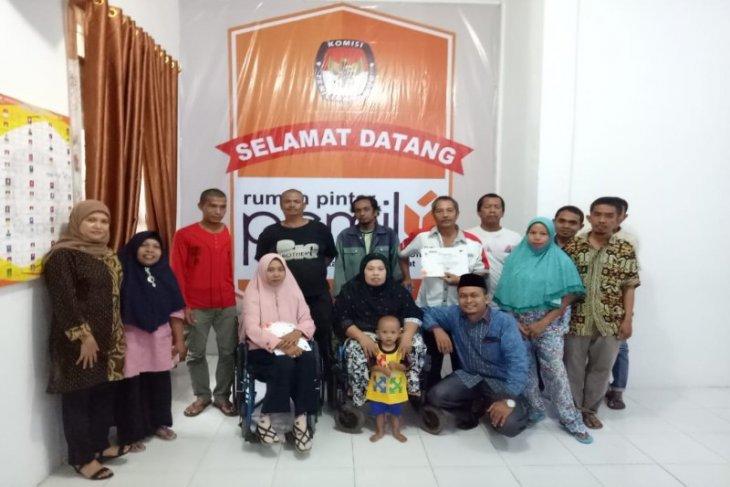 KPU Langkat sosialisasi di Rumah Pintar Pemilu