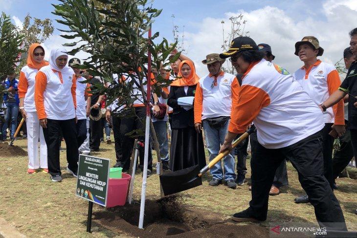 Menteri LHK: Pemerintah fokus memulihkan lingkungan