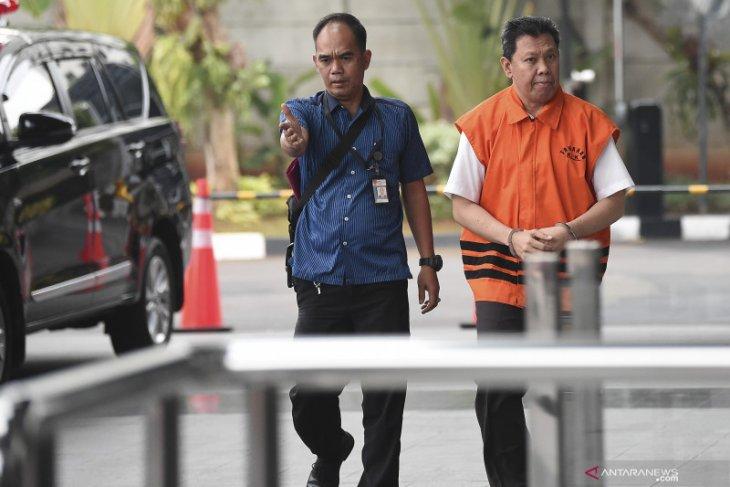 Jaksa KPK tuntut penyuap  Dirut PTPN III penjara 2 tahun