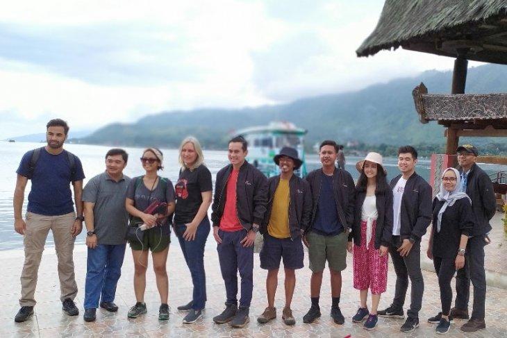 JAPFA jelajah objek wisata tiga hari promosikan Danau Toba