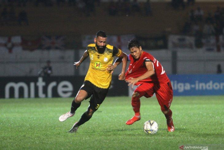 Barito Putera mengalahkan PSM Makassar