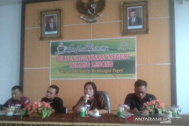 Kejari Rejang Lebong siap menerima laporan warga terkait kasus korupsi
