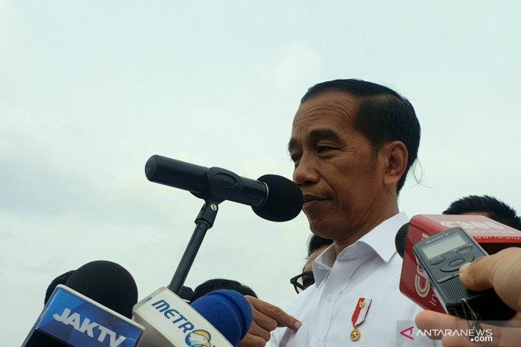 Presiden Jokowi sudah kantongi nama Dewan Pengawas KPK