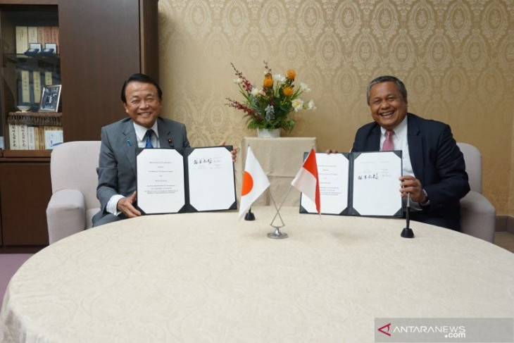BI, Japanese finance ministry strengthen local currency cooperation