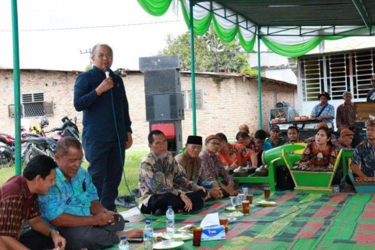 Pemkab Serdang Bedagai dorong pengembangan  potensi desa