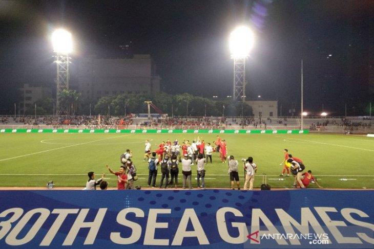 SEA Games, Timnas U-22 Indonesia hadapi Vietnam di final