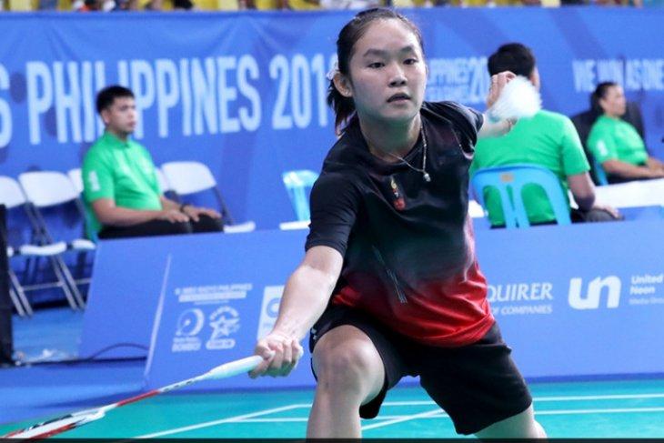 Ruselli Hartawan tantang unggulan pertama semifinal SEA Games 2019