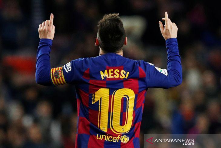 Valverde pastikan absennya  Lionel Messi tak masalah bagi Barcelona