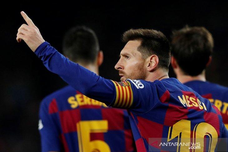 Barcelona dan Real Madrid bergantian puncaki klasemen