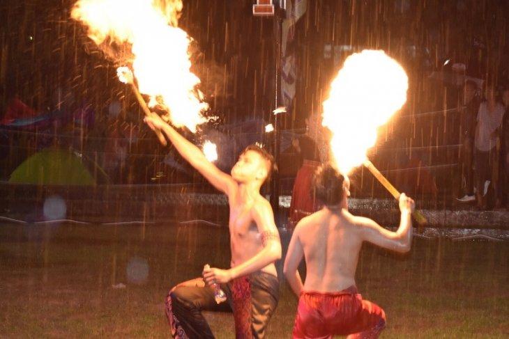 Festival pesona wisata Tapanuli Tengah 2019 meriah