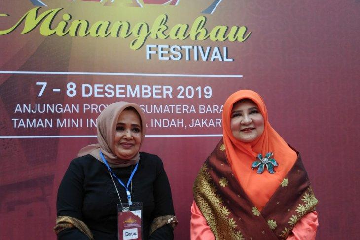 Festival Minangkau angkat budaya dan wisata Sumbar