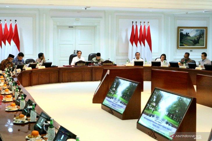 Presiden arahkan KUR ke sektor yang lebih produktif, salah satunya pertanian