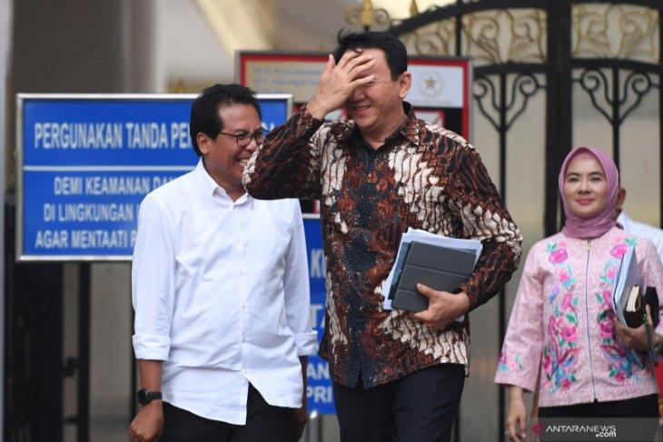 Erick Thohir sebut Ahok tidak akan dicopot dari Pertamina? Ini faktanya