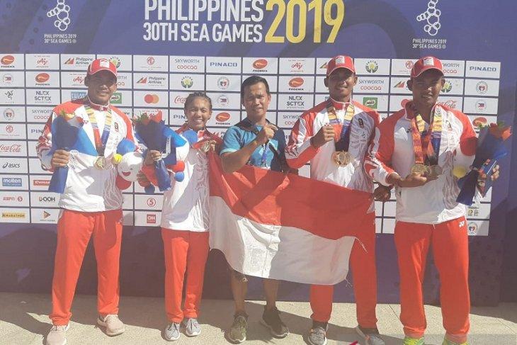 Pedayung Jambi jadi bagian sukses tim Indonesia