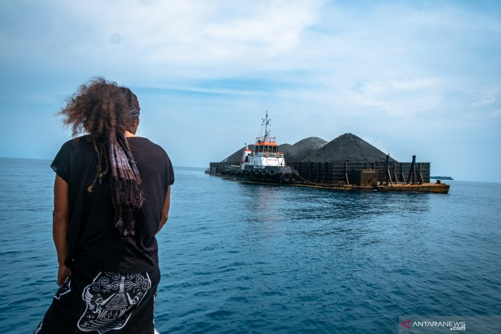 Panama-flagged vessel under tightened surveillance in N Kalimantan