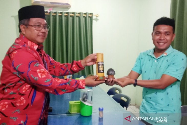 Bupati Ramli harapkan stafsus presiden majukan UMKM Aceh