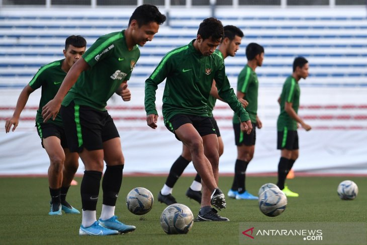 Sepak bola asa terakhir Indonesia jaga marwah di SEA Games 2019