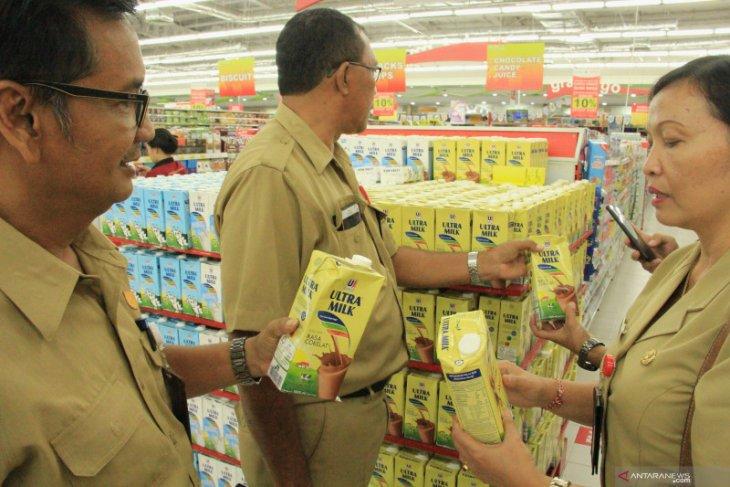 Dinas Perdagangan Bali sidak toko modern guna perlindungan konsumen