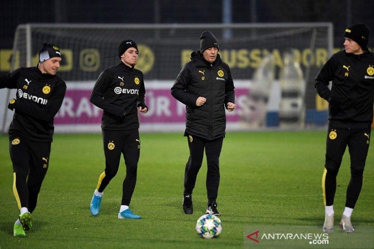 Dortmund fokus kalahkan Slavia, ketimbang pikirkan Inter vs Barcelona