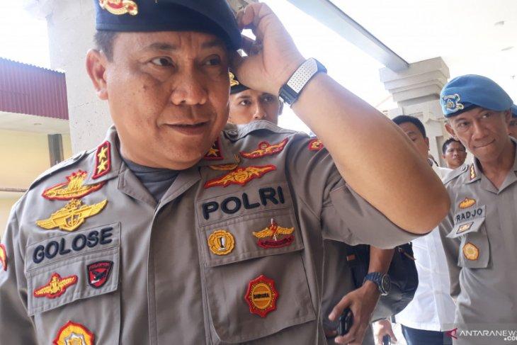 Jokowi lantik Kepala Badan Narkotika Nasional