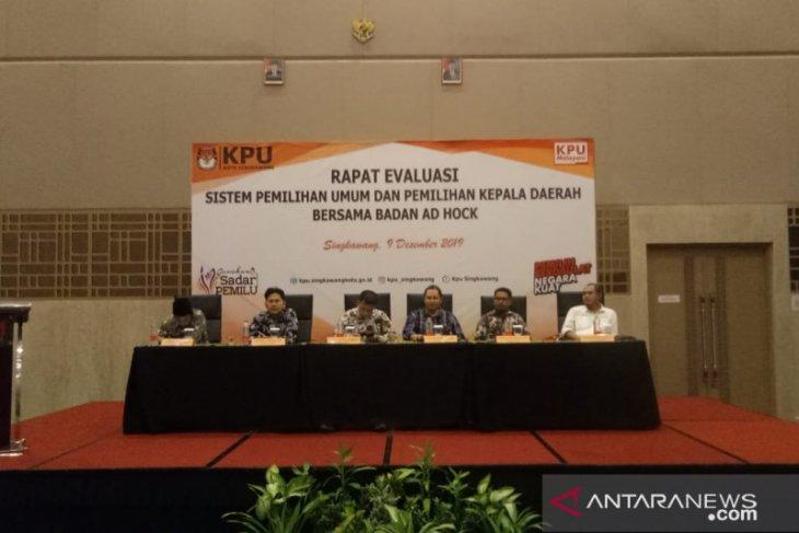 KPU Singkawang memutakhirkan 223 data pemilih