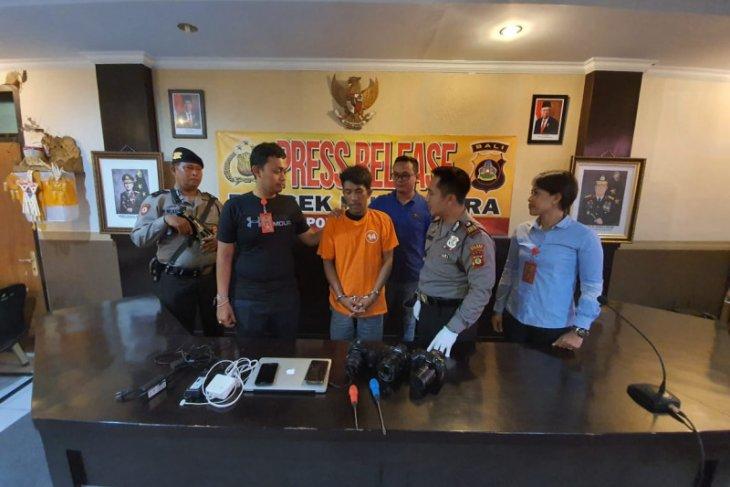 Di Canggu-Bali, dua wisatawan AS jadi korban pencurian