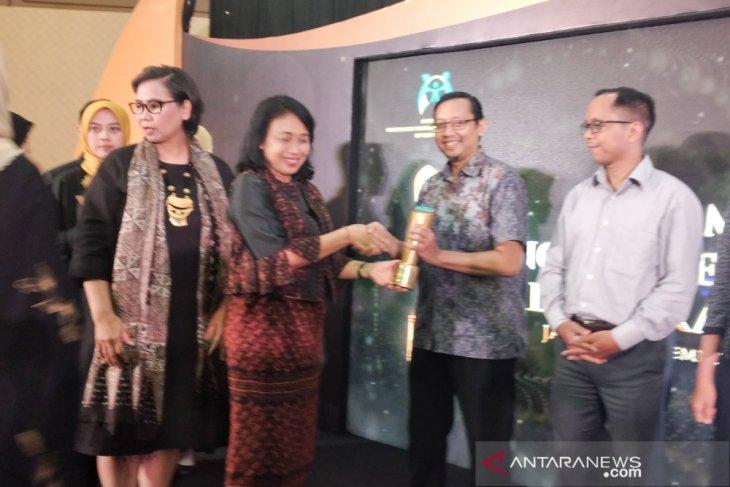 LKBN Antara peroleh penghargaan Media Menginspirasi KPPPA