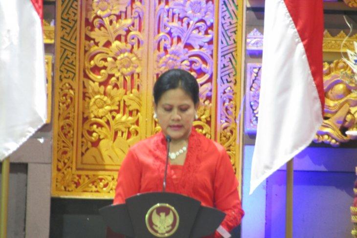 Ibu Negara  Iriana Jokowi berharap anggota WIC berjuang jadi pahlawan masa kini