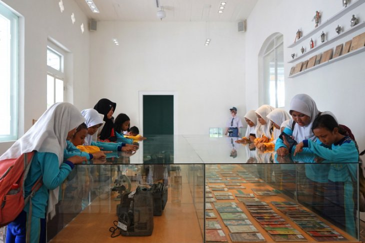Museum Pendidikan Surabaya presentasikan dinamika pendidikan Indonesia dari masa ke masa