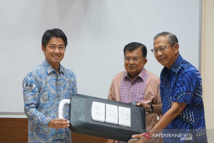 Mitsubishi siapkan kendaraan listrik bantu PMI saat masa tanggap darurat
