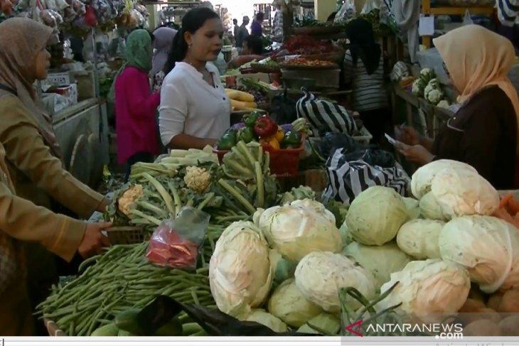 Pemkab Sukabumi berupaya tingkatkan produksi pangan dan hortikultura