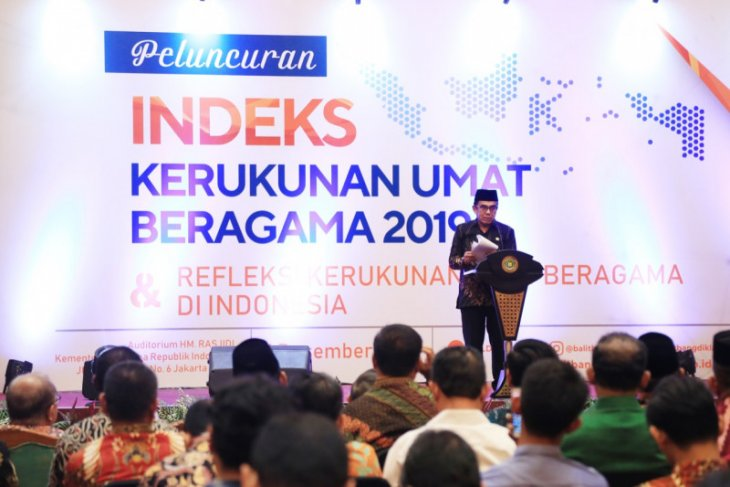 Ministry's survey shows rise in Indonesia's religious harmony index