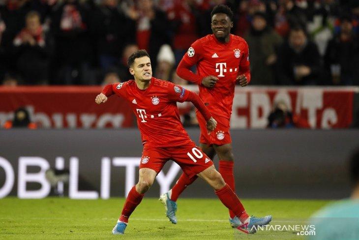 Tanpa Lewandowski, Bayern tundukkan tamunya Tottenham 3-1