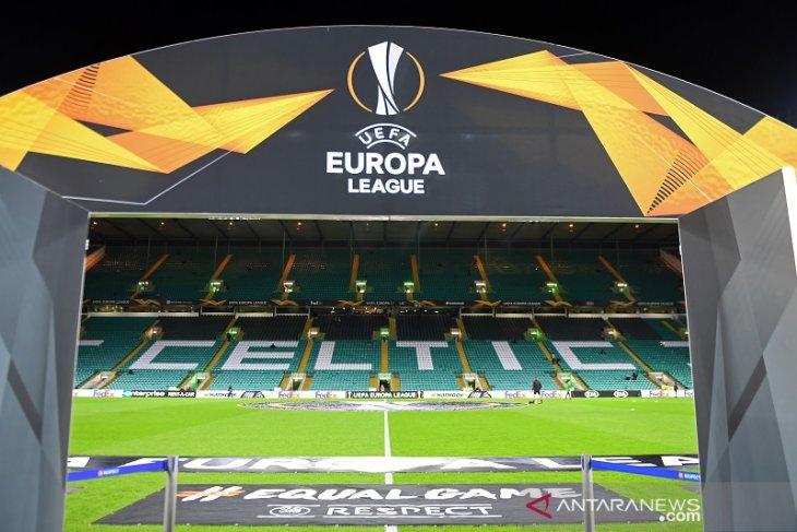 Tim-tim lolos 32 besar Liga Europa dan calon penyusulnya