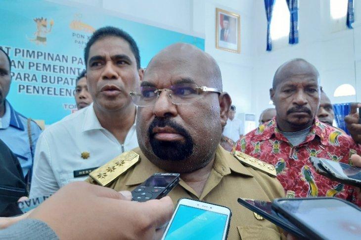 Jayapura health office confirms Papua governor flown to Jakarta