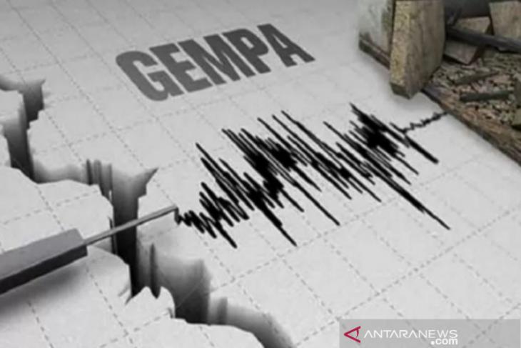 Gempa guncang Sukabumi