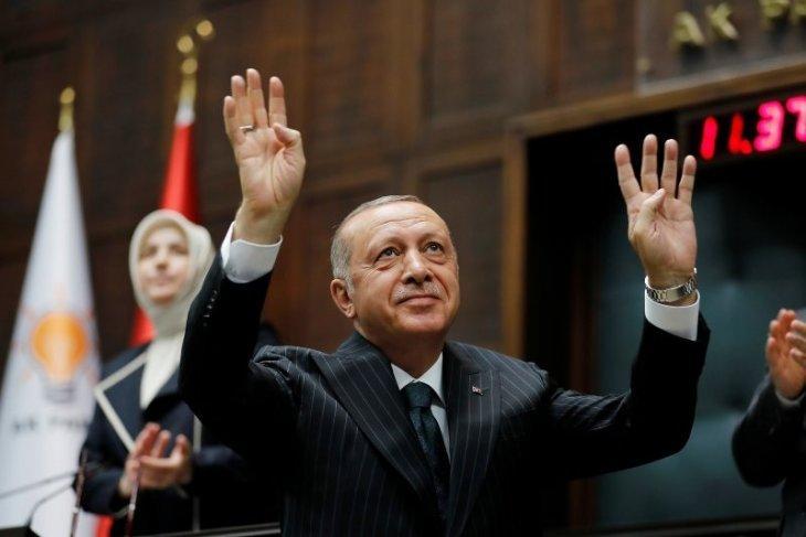Erdogan: Situasi Idlib takkan teratasi kecuali pasukan Suriah mundur