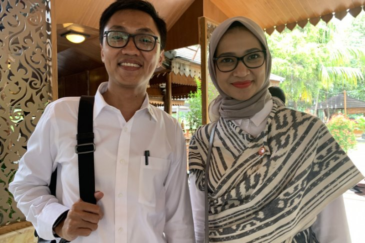 Stafsus Aminuddin Ma'ruf ungkapkan kesan diajak Presiden kunjungan kerja
