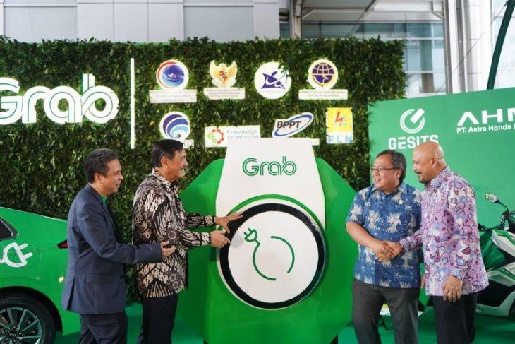Grab's electric cars to operate in Jakarta in January 2020