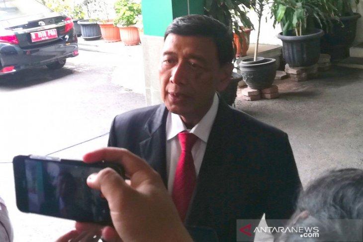 Wiranto ingatkan janji OSO ketua hanya sampai 2019