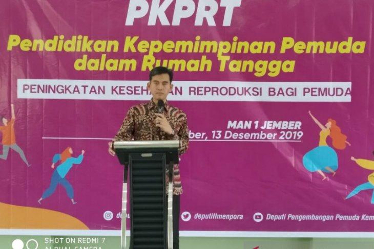 Luncurkan PKPRT, Kemenpora perkuat bekal ketahanan keluarga di kalangan milenial