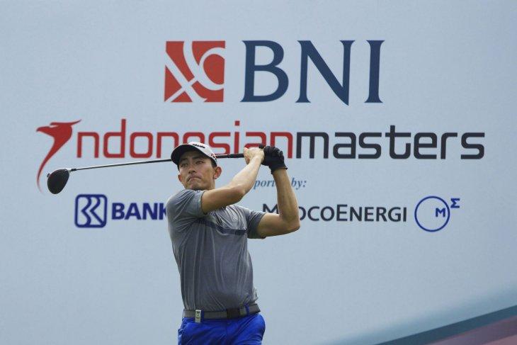 Danny Masrin ukir sejarah di BNI Indonesian Masters