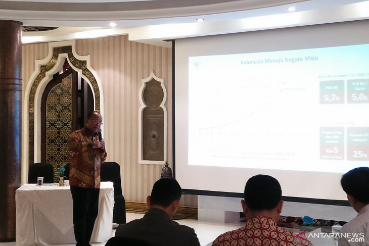 Bappenas reveals strategies to attain economic growth of six percent