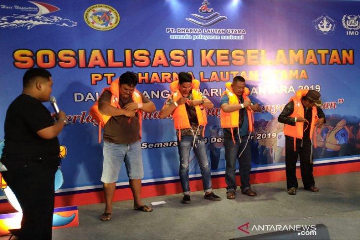 Hari Nusantara sampaikan pesan keselamatan berlayar