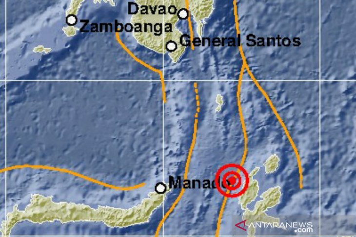North Maluku hit by 5.5-magnitude earthquake