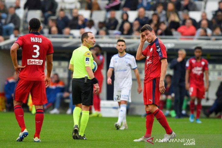 Bordeaux dan Lyon kompak kalah