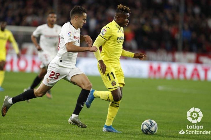 Liga Spanyol, Villarreal permalukan Sevilla di kandang sendiri