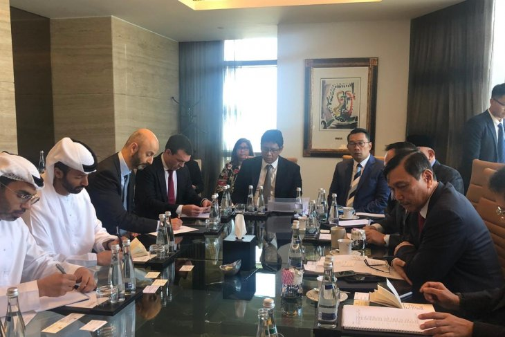 Minister seeks investment from UAE in hydroelectricity development